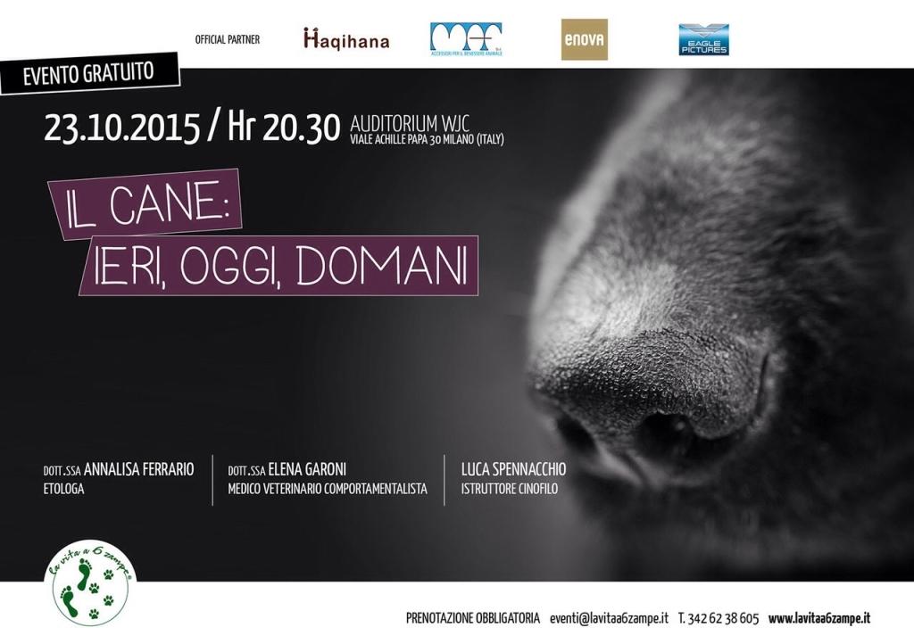 Locandina Milano 2015 evento