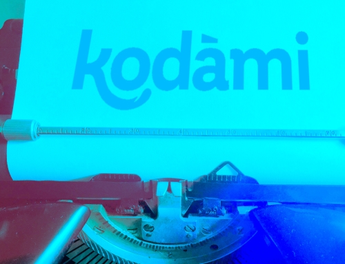 La mia collaborazione con Kodami